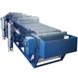 吉丰机械水平胶(履)带式真空压滤机