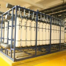 美能中空纤维超滤膜UF-6015E电镀废水中水回用超滤膜组件
