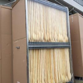 美能中空纤维超滤膜组件SMM-1520一体化MBR膜组件抽吸式运行