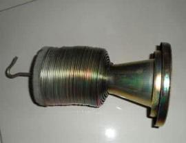锅炉除尘设备配件设计制作售后维修弹簧骨架