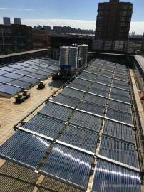 太阳能热水工程 宾馆太阳能热水系统 酒店商用太阳能安装