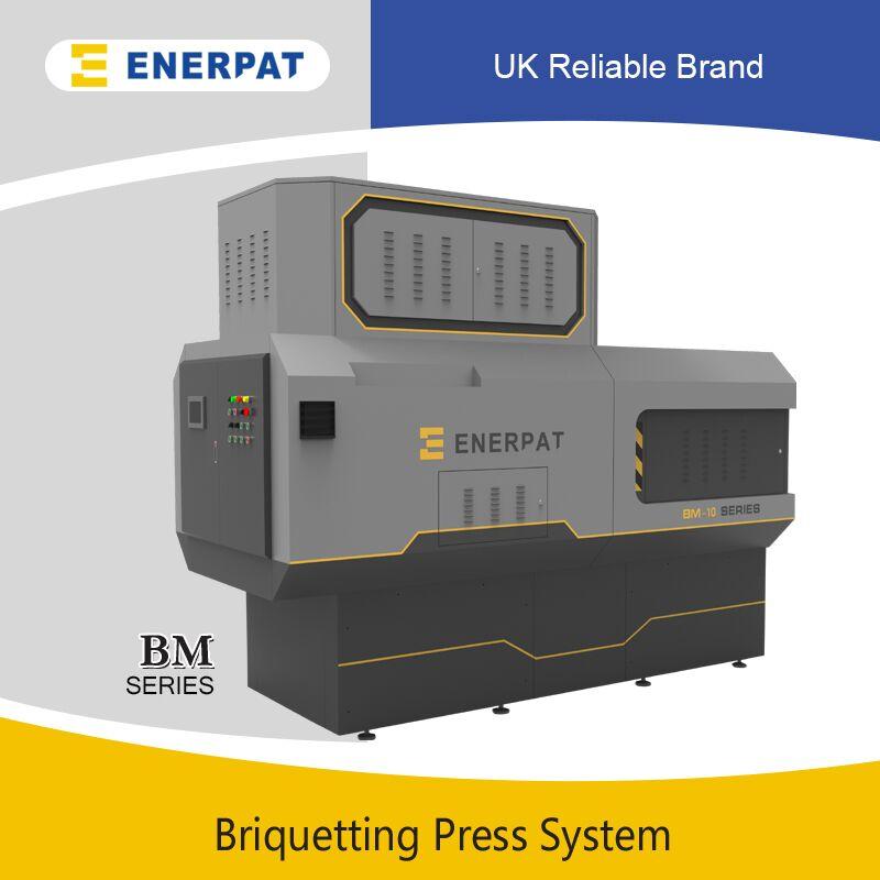Enerpat(恩派特)恩派特卧式铝屑压饼机 多功能切削压缩beplay手机官方BM100