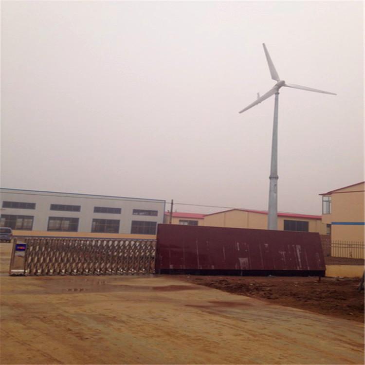5千瓦低转速永磁发电机水平轴风力发电机生产厂家