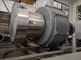 欧冠鼓风机,HTB125-1005(带不锈钢消音器,过滤器)