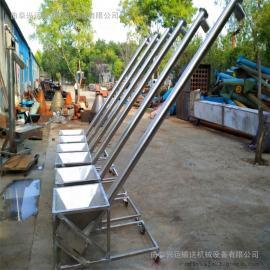 六九重工LS型号全密封上料用5米长螺旋输送机Lj8