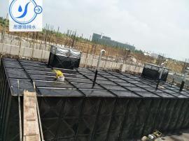 抗浮式增压箱泵一体化给水设备图纸型号XBZ-700-0.80/25-M-II