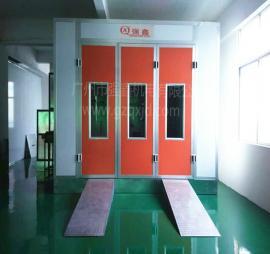汽车烤漆房QX2000AB标准豪华烤漆房高效环保