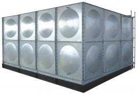 BDF一次成型无焊接装配式不锈钢水箱