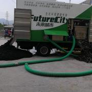 环保吸粪车功能齐全