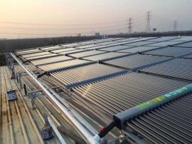医院太阳能热水工程方案 百业太阳能为您保驾护航