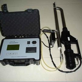 油烟采样器和LB-7022便携式油烟检测仪应该是一种仪器嘛
