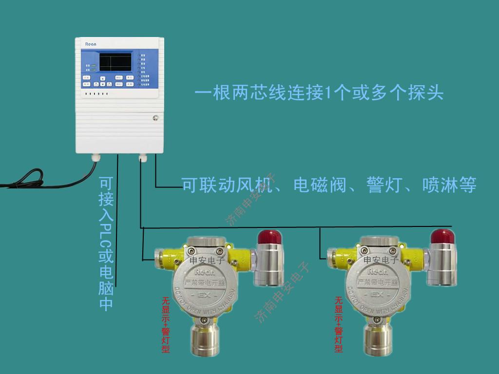 柴油气体探测仪 柴油浓度报警器检测仪 柴油气体监测