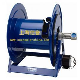 美国COXREELS考克斯工业级大管径卷盘 电机驱动大型卷管器 卷盘