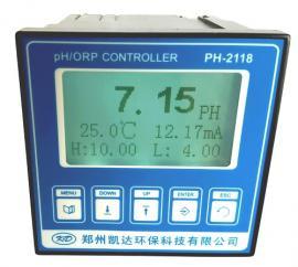 工业酸度计PH-2118 RS485