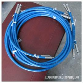 高压胶管 高压软管 超高压清洗管 清洗机专用高压水管批发