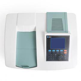 准双光束紫外可见分光光度计镍铅钡钯铂锑钪定量定性分析仪器