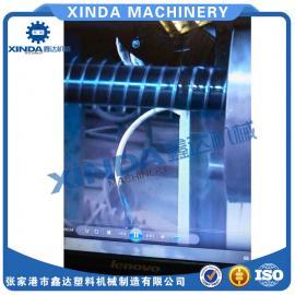 PVC钢丝软管生产线 PVC钢丝透明软管设备生产厂家