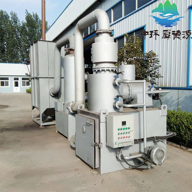 农村建设生活垃圾处理设备 大型垃圾焚烧炉设备中环厚德源HD-FSL