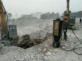 替代膨胀剂开采石头机器