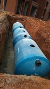 美兰玻璃钢雨水收集池定制