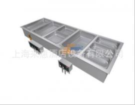 Hatco HWBI-5 五联嵌入式保温汤池、Hatco HWBI-5DA保温汤池