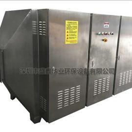 UV光解废气除chu净hua器 喷漆废气 印刷废气 食品厂废气 塑胶废气