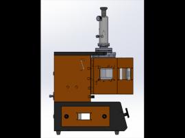 尔莫科技微型电弧炉非自耗电弧炉
