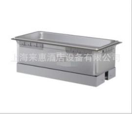 Hatco HWBI-FULD1/1 嵌入式保温tang池(带qu水)赫高嵌入式保温tang池