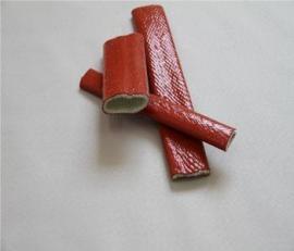 厂家供应钢厂 硅胶耐高温防火绝缘套管