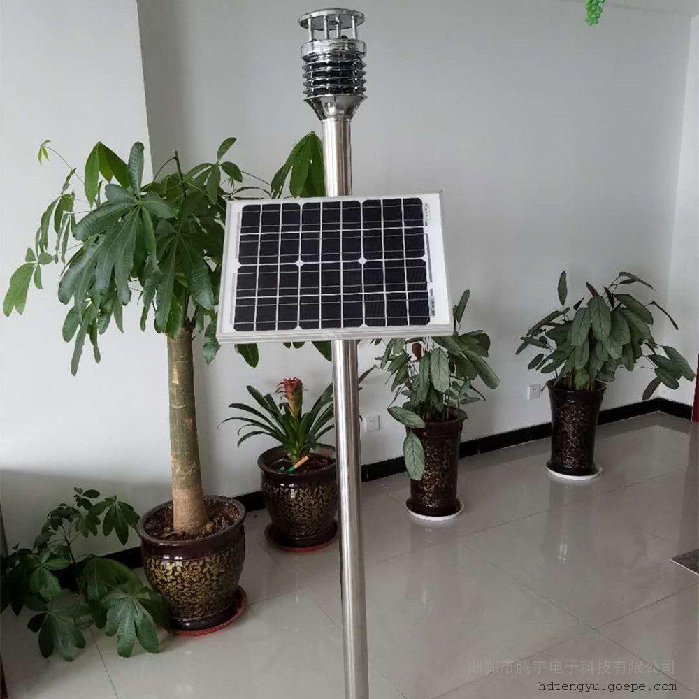 腾宇电子风速风向气象站 超声波微环境监测仪TY-WQX2