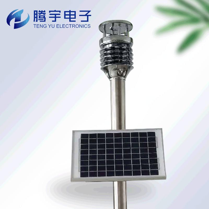 腾宇电子一体环境监测站 六要素超声波微气象站TY-WQX6