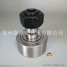 源头工厂优质国产螺栓滚轮轴承CF20 KR52曲线滚轮轴承