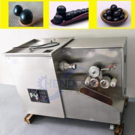 晨雕全自动大蜜丸机 3克、6克、9克大蜜丸搓丸机 芝麻丸机