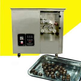 晨雕新款台式高效中药制丸机 出条搓丸搅拌多功能一体全自动