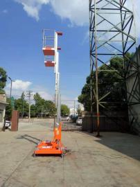 单柱式液压升降平台GTWY5-125-1