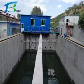 BTE行车式刮吸泥机 污水处理厂设备 贝特尔环保 品质优HJX