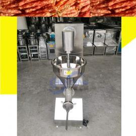 广式腊肠灌肠机 香肠加工设备304不锈钢灌肠机