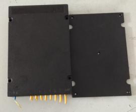 恒贝生产新款1分16合金光分路器