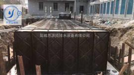 地埋式消防增压稳压箱泵一体化给水泵站图纸型号XBF-144