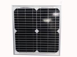 单晶15w太阳能板