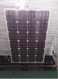 单晶100w太阳能板