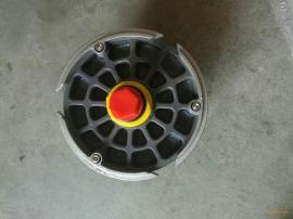 HSD反渗透8040玻璃钢膜壳端盖堵头