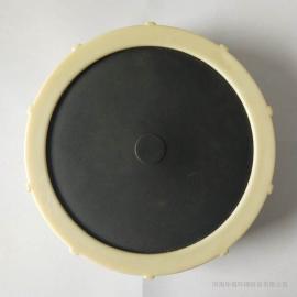 华恒可提升式旋流曝气器 膜片式微孔曝气器215-260-300mm