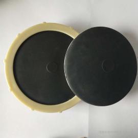 华恒膜片式曝气器 微孔膜片曝气器 曝气管 曝气头215-260-300mm