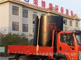 无动力厌氧滤罐型号 RBE系列 厕所生活污水处理设备