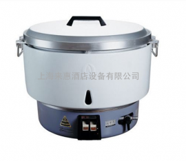 来惠厨具林内燃气饭煲、林内RR-55D商用燃气饭煲55人容量