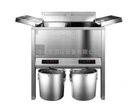 韩国rinnai林内进口燃气炸炉韩国炸鸡炉 饭店酒店用餐饮设备炸炉