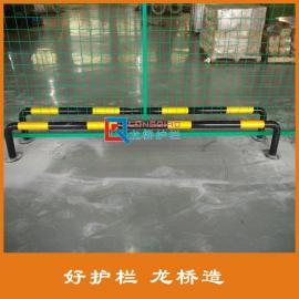 龙桥护栏车间防撞护栏厂 U型厂区防撞 按需求订制 龙桥销 公司 价钱LQ031