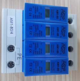 AM3-20/3+NPE 雷迅ASP电源防雷�AG官方下载??0KA,三相电源防雷器