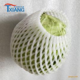 聚乙烯蔬菜网套机茭瓜泡沫网套机 卷心菜发泡网机
